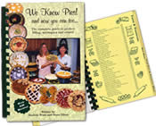 We Know Pies - Custom Cookbook